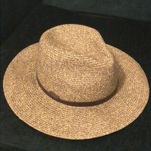 Sun n sand straw hat from free people